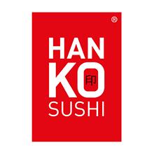 Hanko Sushi Logo